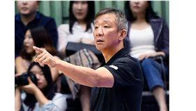 ▲韓國籃壇一代球星許載目前是韓國隊專任監督。(圖/截自韓國媒體)