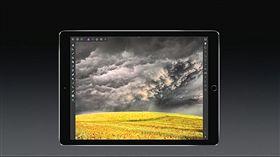 全新iPad Pro HDR播放 翻攝影片 蘋果 WWDC 2017