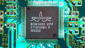 16:9 美國晶片廠 博通 Broadcom 圖/攝影者Chris Hsia, Flickr CC License https://flic.kr/p/nBc7VP