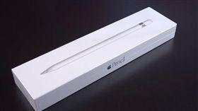 Apple Pencil,蘋果,觸控筆 (圖/翻攝自YouTube)