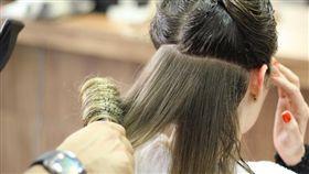 髮廊,染燙,圖/Pixabay