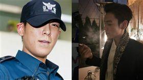 圖/翻攝自韓網 TOP T.O.P BIGBANG