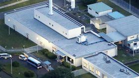 日本茨城縣的原能研究開發機構「大洗研究開發中心」發生輻射污染事件。(圖/美聯社/達志影像)