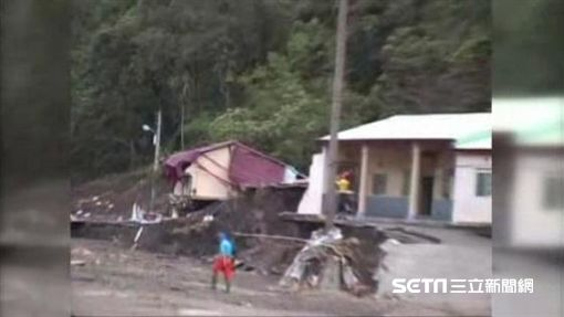 高雄市小林村在八八風災遭滅村