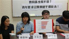 高教工會青年行動委員會 圖/高教工會提供