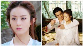 趙麗穎、林更新主演的《楚喬傳》。(圖/翻攝自《楚喬傳》官方微博)