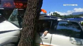 公車撞轎車1230