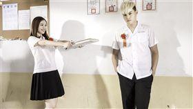 圖/WebTVAsia、上行娛樂提供 聖結石