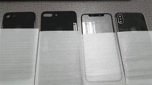 iPhone 8傳最終版外型曝光 外洩照透玄機圖/翻攝自reddithttps://www.reddit.com/r/iphone/comments/6gthz9/new_iphone_7siphone_8_front_and_back_panel_images/