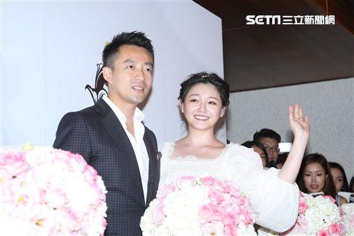 20170613-大S、汪小菲  S Hotel開幕記者會