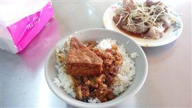 肉燥飯,中南部,北部,網友,早餐 圖/翻攝自PTT