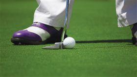 高爾夫球(示意圖/Pixabay)