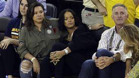 Rihanna,蕾哈娜,NBA總冠軍賽(ap)