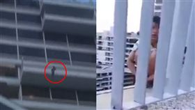 新加坡女家庭看護墜樓/MgmoepwintYekyi臉書