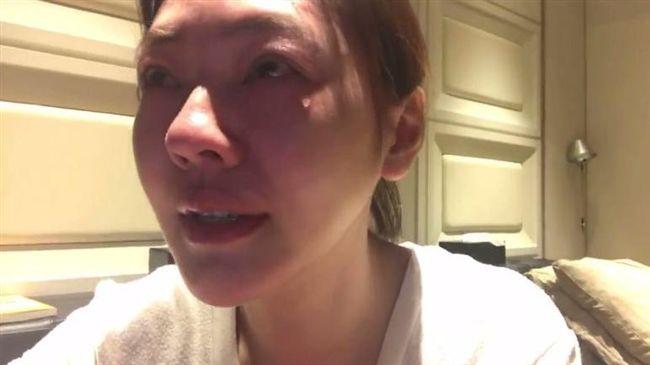 小S生日爆哭 深夜告白逼哭粉絲