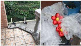 大陸,鬧婚,伴娘,墜樓(圖/翻攝自北京青年報微博)
