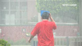 梅雨鋒近尾聲 吳德榮:應注劇烈天氣