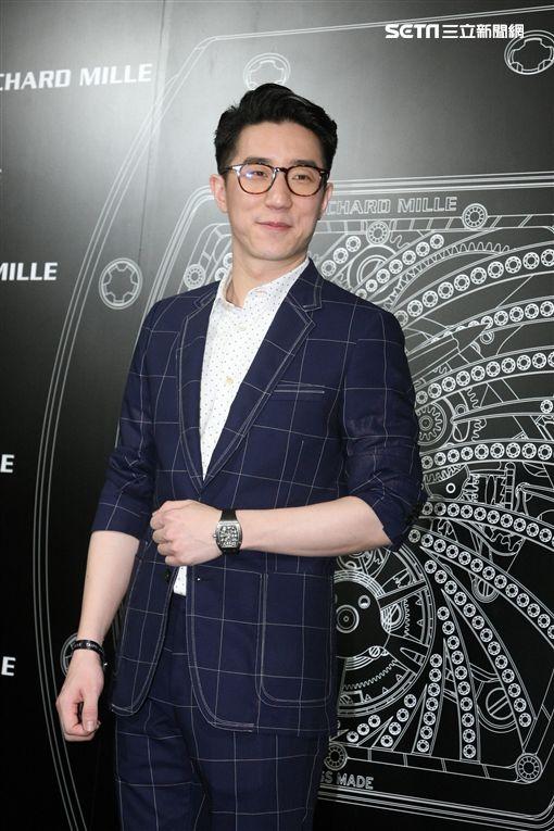 20170615-房祖名、張小燕、蔡康永、林俊傑出席Richard Mill旗艦店開幕派對