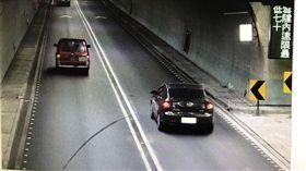雪隧超速 科技執法 國九隊提供