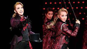 2018年將率領星組來台演出的星組首席明星《紅 ゆずる(YUZURU KURENAI)》。(圖/索尼音樂提供)