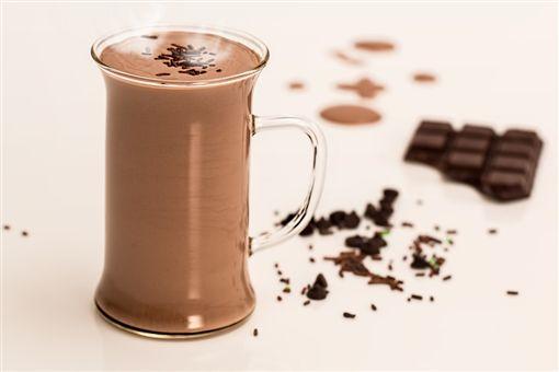 巧克力牛奶,巧克力牛乳,調味乳(圖/Pixabay)