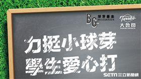 ▲大魯閣棒壘球打擊場推出「力挺小球芽,學生愛心打」活動。(圖/大魯閣提供)