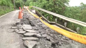 關山179線道嚴重坍方 竟非第一次