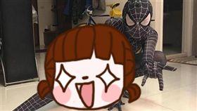 女蜘蛛人求p圖_爆廢公社