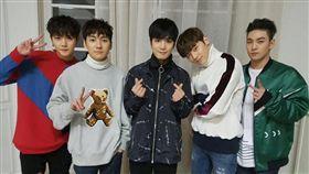 NU'EST,Produce 101,出道,音源 圖/翻攝自뉴이스트 Nu'est粉絲專頁
