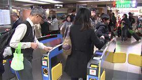 -台鐵-票閘-台北車站-