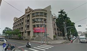 斗六高中,斗高,雲林,宿舍,淹水,里長 圖/翻攝自Google Map