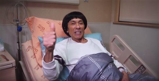 圖/翻攝自豬哥亮追思影片 謝順福 謝金燕 余天 李亞萍