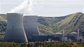 法國核電廠 圖/美聯社/達志影像