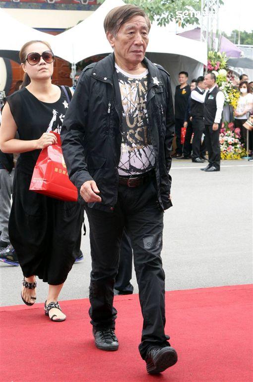 豬哥亮告別式,張帝(圖/記者邱榮吉攝影)