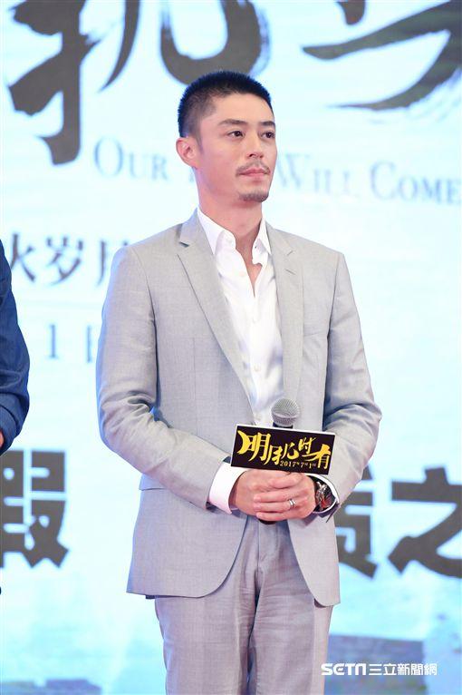 許鞍華,明月幾時有,上海國際電影節,周迅,霍建華,郭濤/双喜電影提供