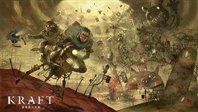 KRAFT「最後的卡夫特」官方釋出概念美術海報