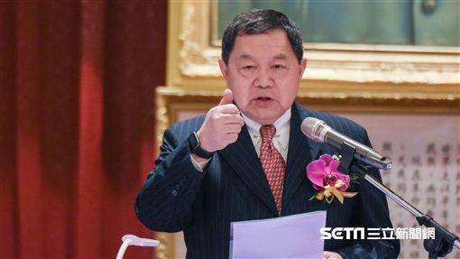 遠東集團董事長徐旭東20日出席遠東百貨股東會 圖/記者林敬旻攝