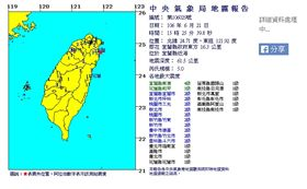 0621地震