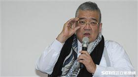 前國策顧問郝明義 圖/記者林敬旻攝