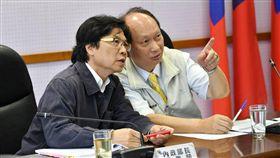 葉俊榮,吳澤成 圖/內政部提供