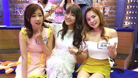 ▲熊熊(右起)、小優、詹子晴暢談這趟宿霧閨密行。(圖/強勢娛樂提供)