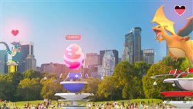 pokemon go 寶可夢 道館系統