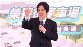 台南市長、賴清德/賴清德臉書