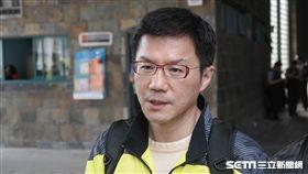 新北市政府發言人張其強 圖/記者林敬旻攝
