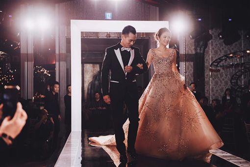安以軒婚禮,圖/安以軒工作室提供
