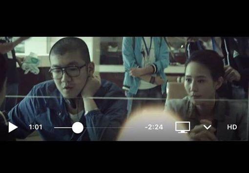 張鈞甯,林哲樂,戀情,上海,一條沒有變成藍色的魚 圖/翻攝自林哲樂臉書