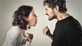 吵架、情侶、爭吵、夫妻/達志影像/美聯社