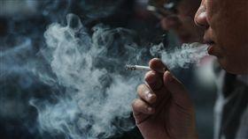 -禁菸-吸菸-抽菸-香菸-(圖/中央社)