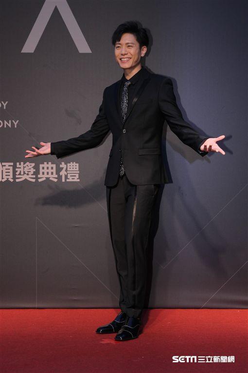 金曲28,金曲獎,星光大道,紅毯,韋禮安/記者邱榮吉攝影