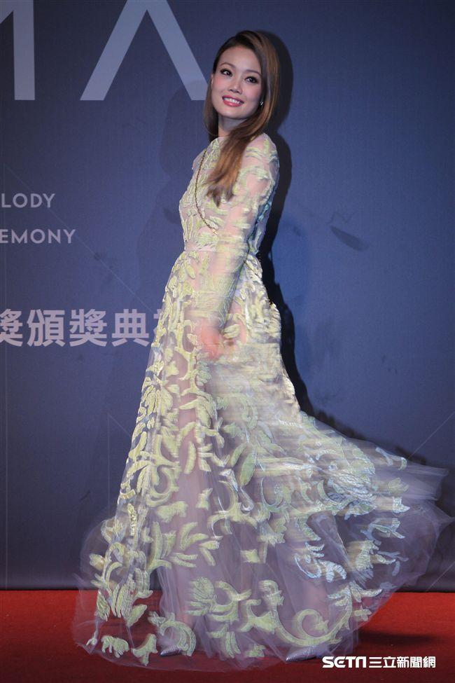 金曲28,金曲獎,星光大道,紅毯,容祖兒/記者邱榮吉攝影